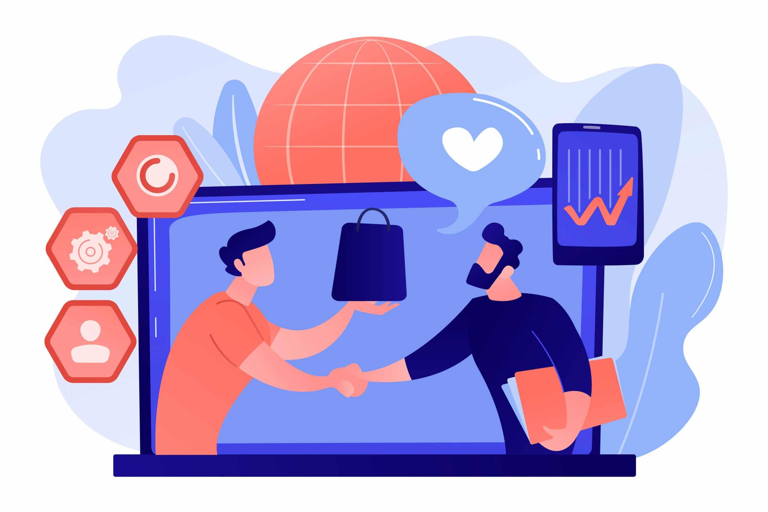 Relation client e-commerce