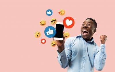 Faites-vous une place sur les réseaux sociaux !